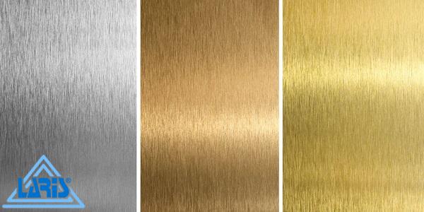 Анодированный алюминиевый лист - ФОТО - ТМ Ларис