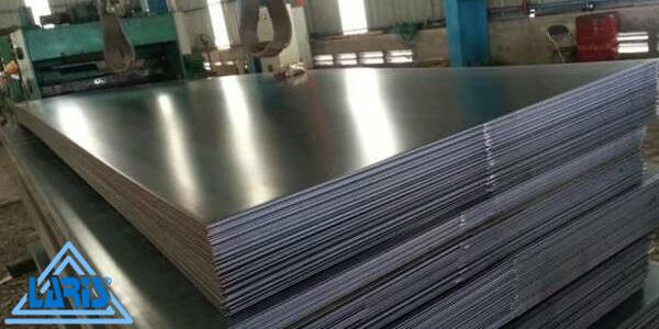 Гладкий алюминиевый лист - ФОТО - ТМ Ларис