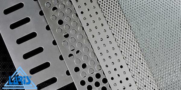 Перфорированный алюминиевый лист - ФОТО - ТМ Ларис