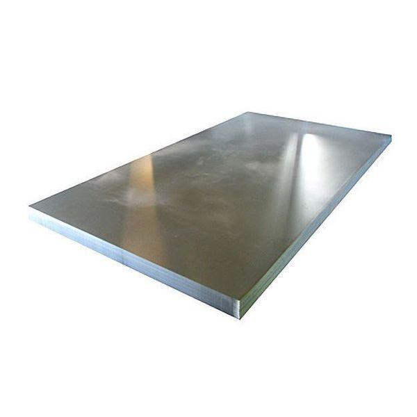 Лист нержавеющий 0.5 мм 1,25х2,5 AISI 430 2B/Pi 0,5 мм AISI 430, AISI 409 2 В (холоднокатанный) AISI 430, AISI 409 2500 мм - Фото №1